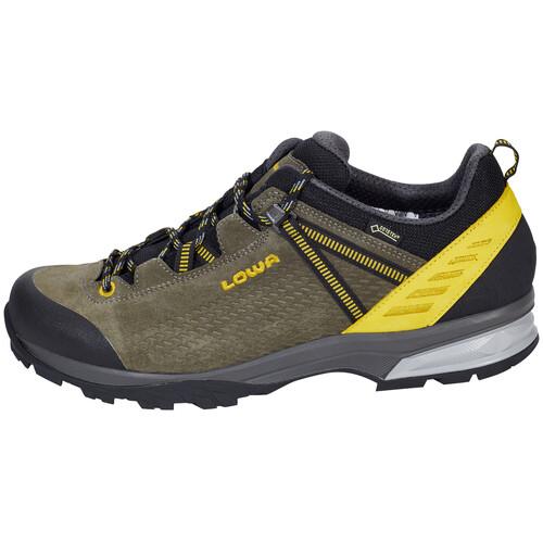 Lowa Arco GTX Low - Chaussures Homme - jaune